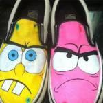 Giày Repaint