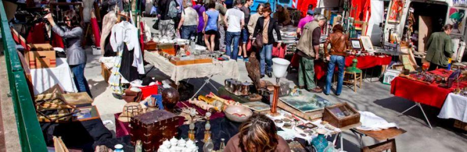 Chợ Đồ Cũ Sài Gòn