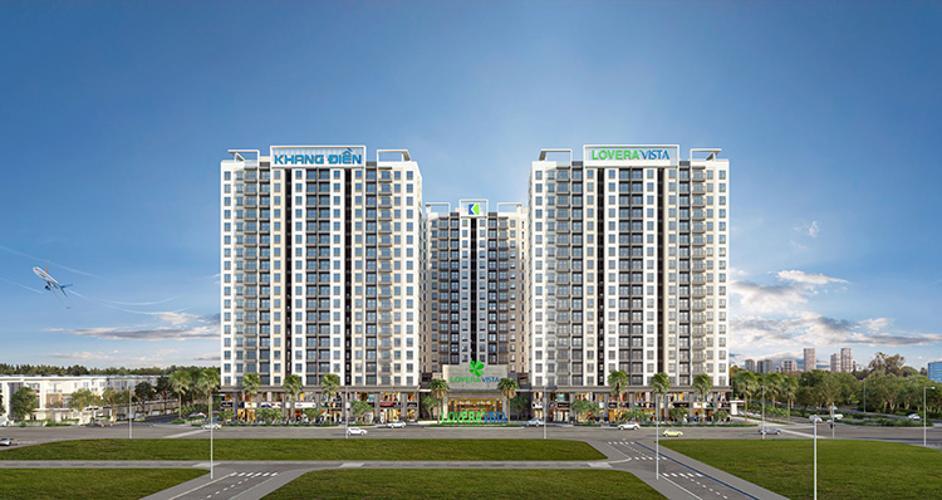 Dự án căn hộ chung cư Lovera Vista Khang Điền - Chung cư
