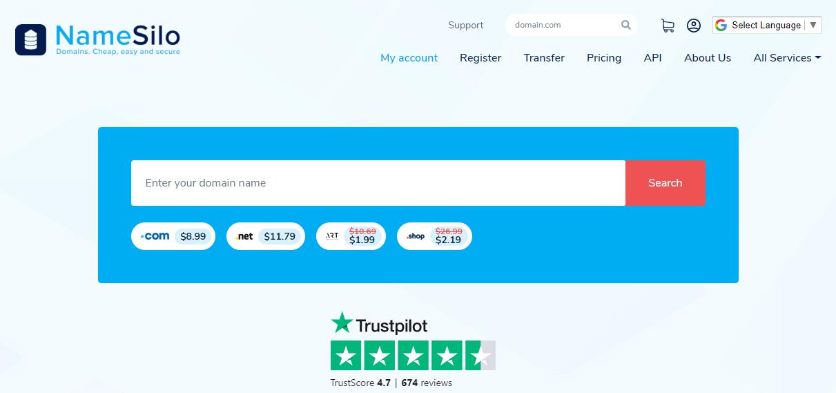 Namesilo Coupon Codes & Reviews 2020 - Save $1 for Domain-Waikey