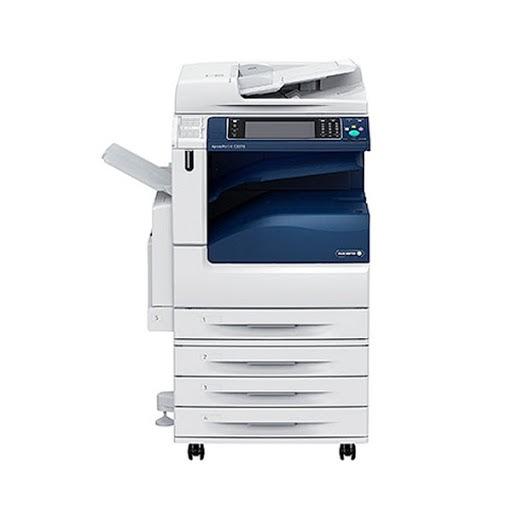 cho thuê máy photocopy màu xerox V3376