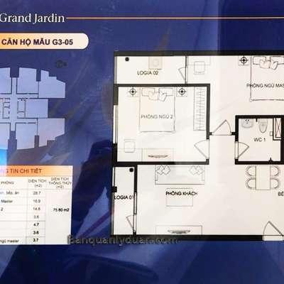 Bán Căn 2 ngủ đẹp nhất Le Grand Jardin sài đồng Profile Picture