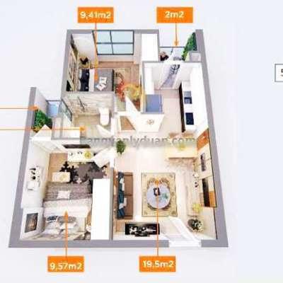 Bán độc quyền 50,4m duy nhất tại dự án le grand jardin Profile Picture