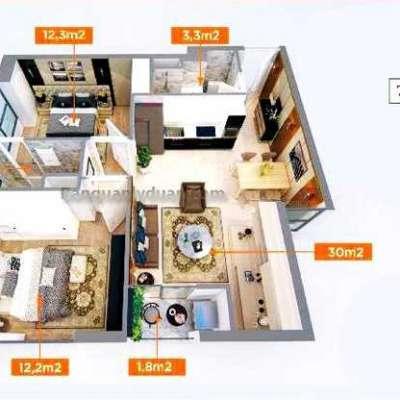 Bán căn hộ góc rẻ nhất 63,43m tại dự án Le Grand Jardin Profile Picture