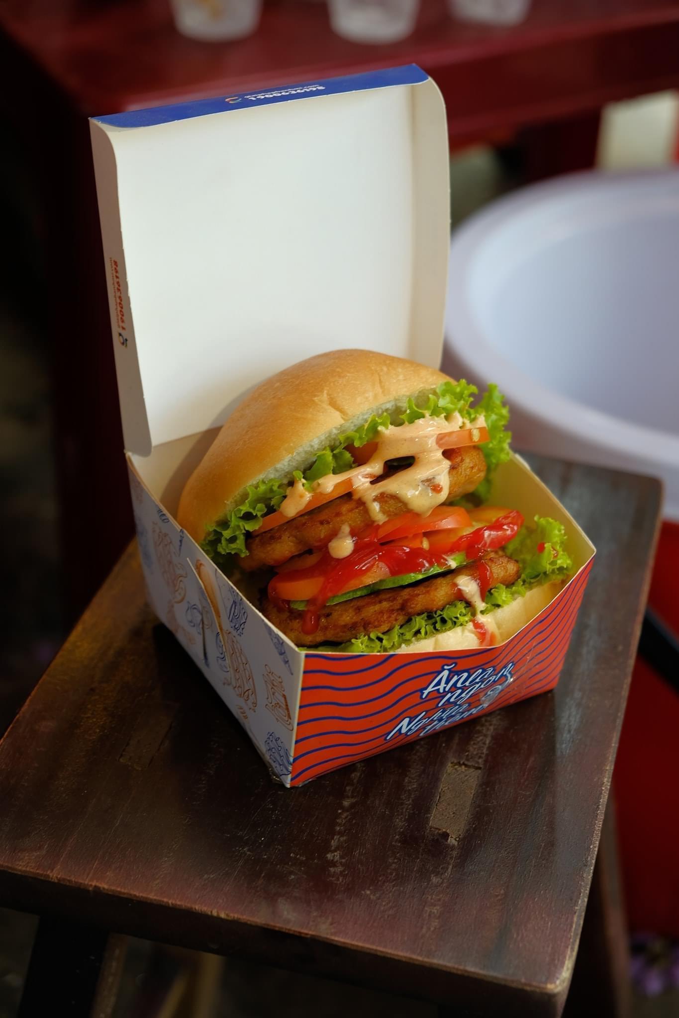 Hamburger nhượng quyền - giải pháp kinh doanh hiệu quả