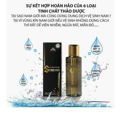 Dung Dịch Vệ Sinh Nam SERENYS 100ml Profile Picture